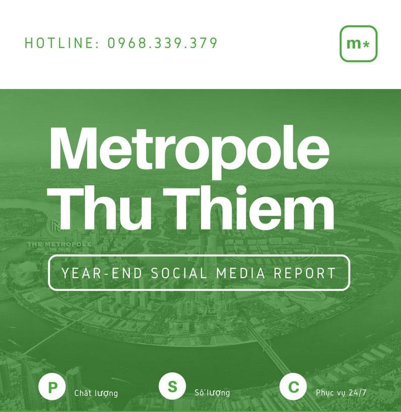 Dịch vụ tiện ích của Metropole Thủ Thiêm có những gì?