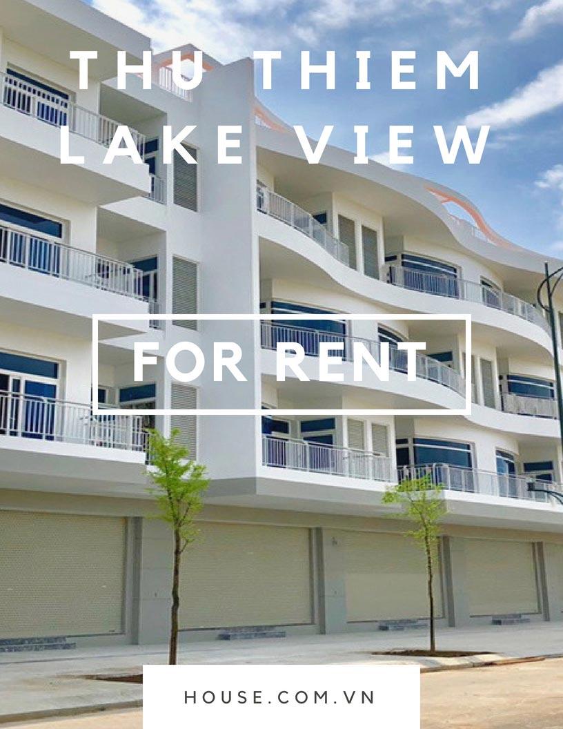 Văn phòng Thủ Thiêm Lake View cho thuê giá tốt