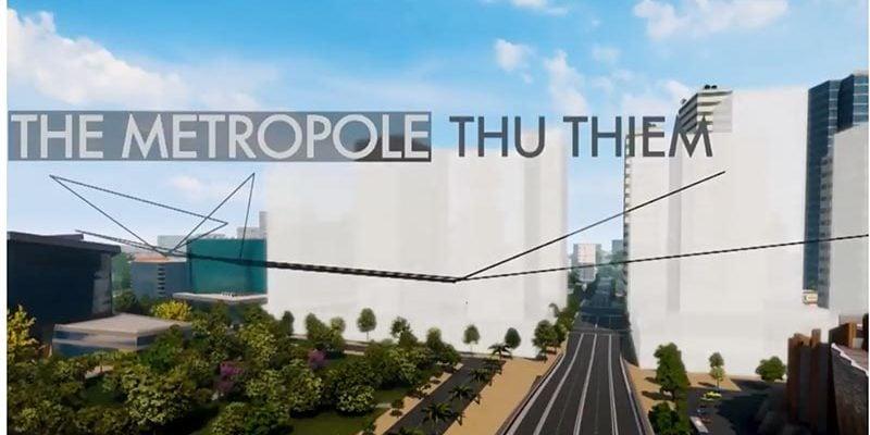 Video dự án The Metropole Thủ Thiêm