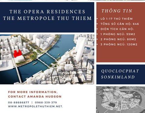 Căn hộ The Opera Residences Quận 2