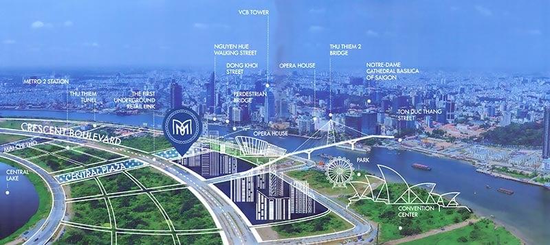 The Metropole Thủ Thiêm Quận 2