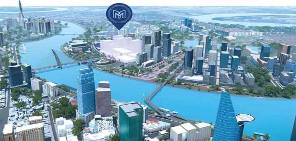 Dự án căn hộ The Metropole Thủ Thiêm của Sonkim Land và Quốc Lộc Phát