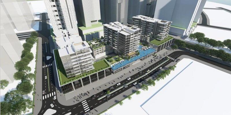 Shophouse Metropole Thủ Thiêm dự kiến mở bán tháng 10-2018