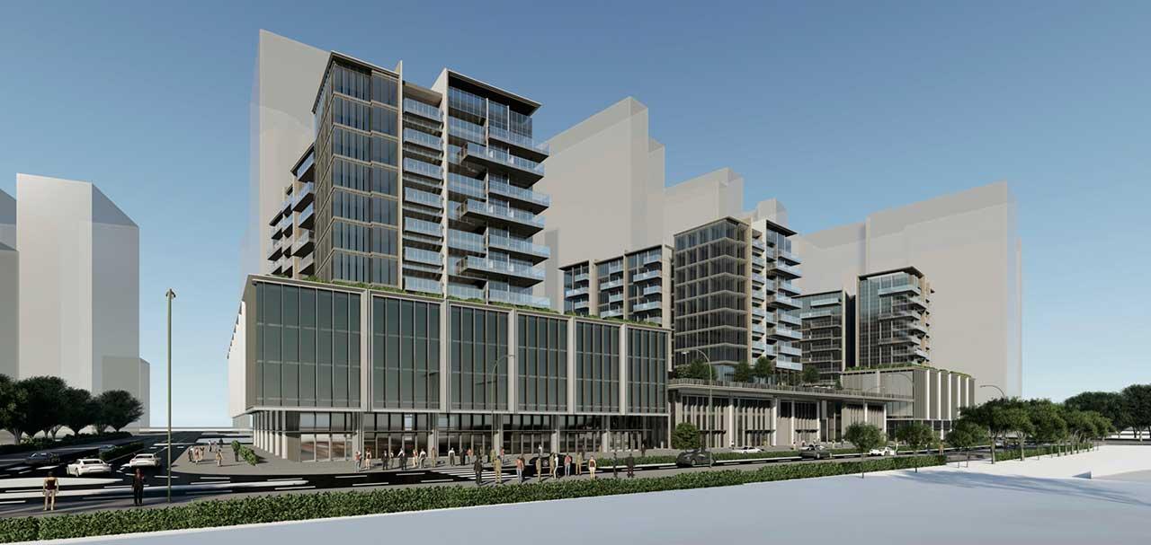 Phối cảnh dự án The Metropole Thủ Thiêm Quận 2