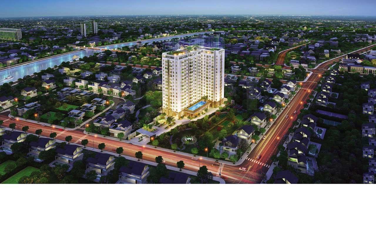 Dự án căn hộ Saigon Asiana