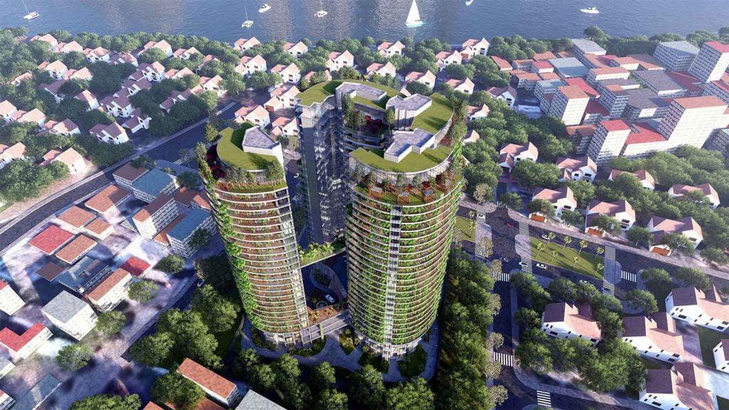 Dự án căn hộ Sunshine Venicia mới nhất năm 2020